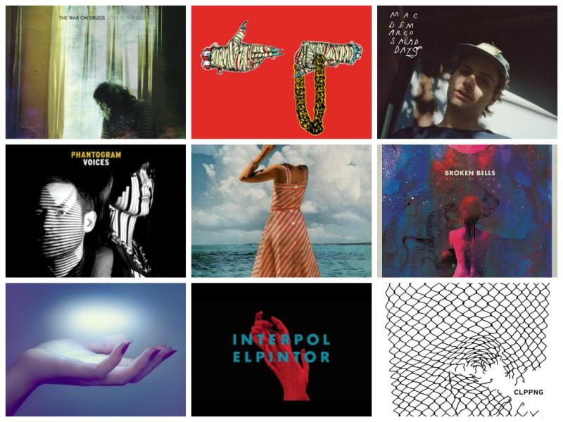 9 Albums